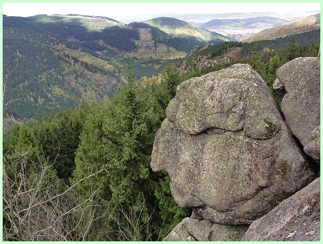 Der Alte vom Berge / Le vieux de la montagne