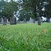 Capt.A.J. Memorial Hamilton cemetery / Alabama. USA - 10 juillet 2010.