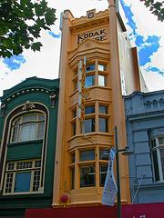 The very narrow KODAK house