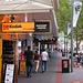 Shopping arcade near Elisabeth Mall