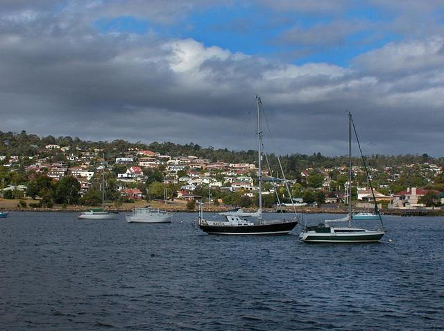 Suburban municipality of Hobart