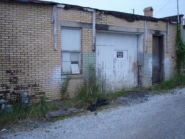 À vendre / For sale - Hamilton, Alabama. USA - 10 juillet 2010.