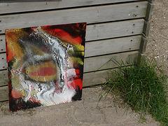 Kunst am Boden
