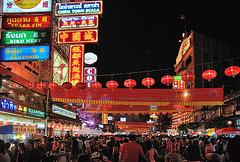 Chinese New Year 2010 in China town Bangkok