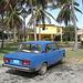 Lada !   Varadero, CUBA.  5 février 2010