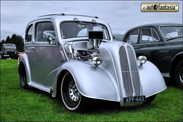 1955 Ford Popular - XFF 443