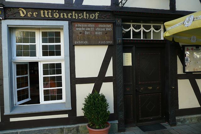 Der Mönchshof in Soest - Westfalen