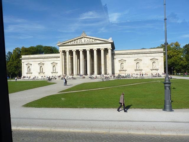 El Parlamento de Munich
