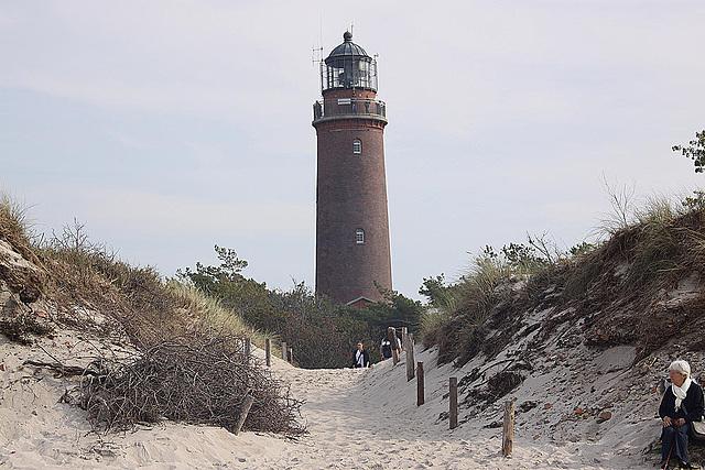 20100924 8396Aaw Darßer Ort, Leuchtturm