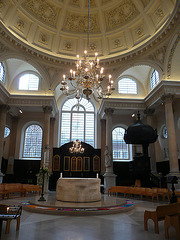 st.stephen walbrook, london