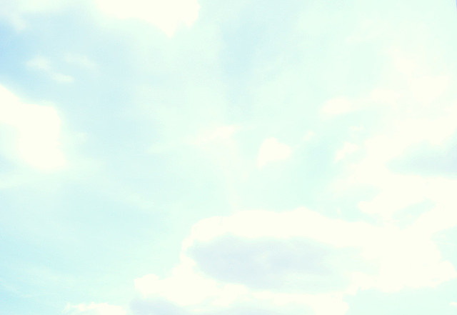 le ciel d'aujourd'hui à Epinay sur seine