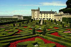 Villandry, son parc et son chateau