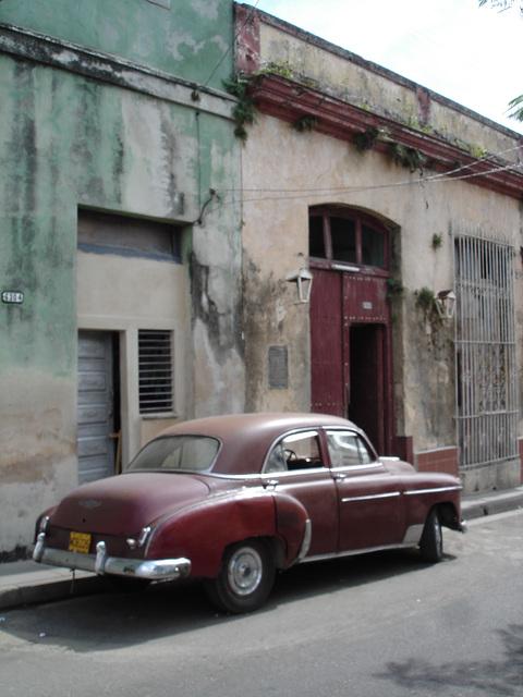Dodge / Matanzas, CUBA. 5 février 2010.