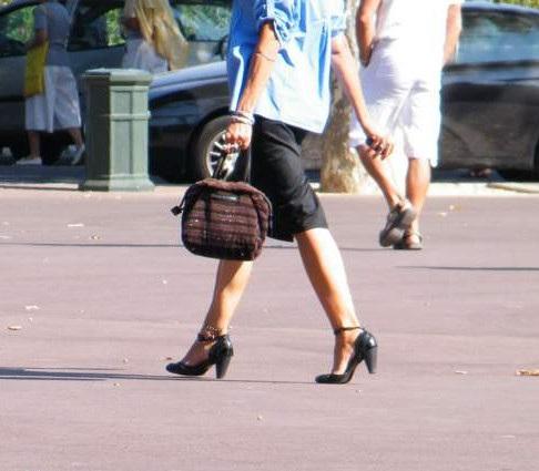 Claudette photographe: Galbes sexy et talons hauts / Sexy gait in high heels
