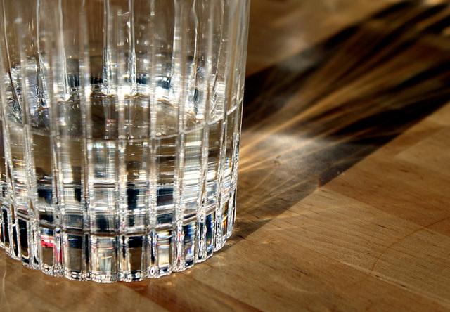 L'eau transe