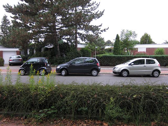 Auf diesem Bild sieht man Autos