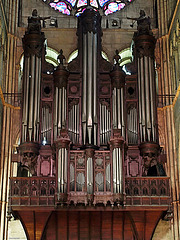 P9274348ac Reims Cathedral Grand Organ