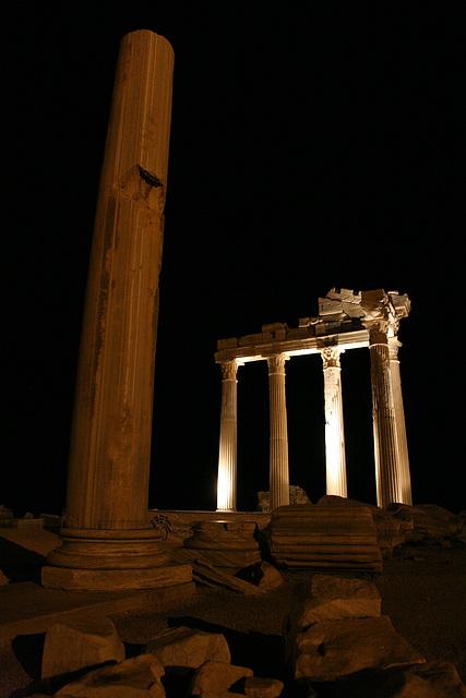 Temple ruins - Side - Turkey 2010