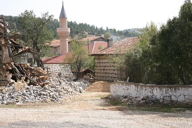 800 year old mosque - Turkey 2010