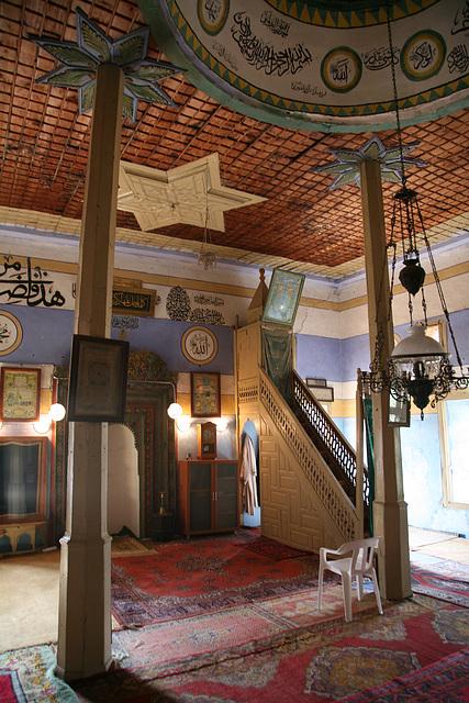 Mosque in village - Turkey 2010