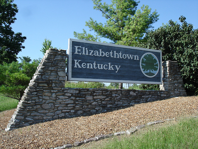 Elisabethtown, Kentucky. USA - 25 juin 2010