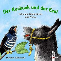 Fallersleben: Der Kuckuck und der Esel - Kukolo kaj azeno (kanto, Lied)