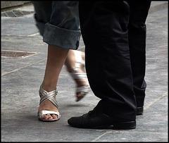 encore du tango......