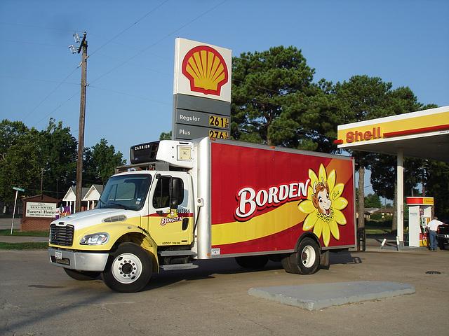 Jewett, Texas. USA - 6 juillet 2010.