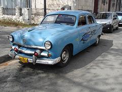 FORD / Matanzas, CUBA. 5 février 2010.