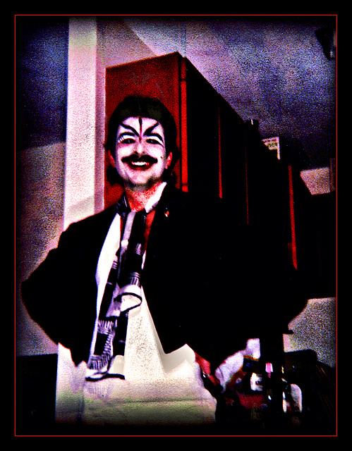 """""""All that Glitters..."""" (Self-Portrait - Halloween Goodies IX)"""