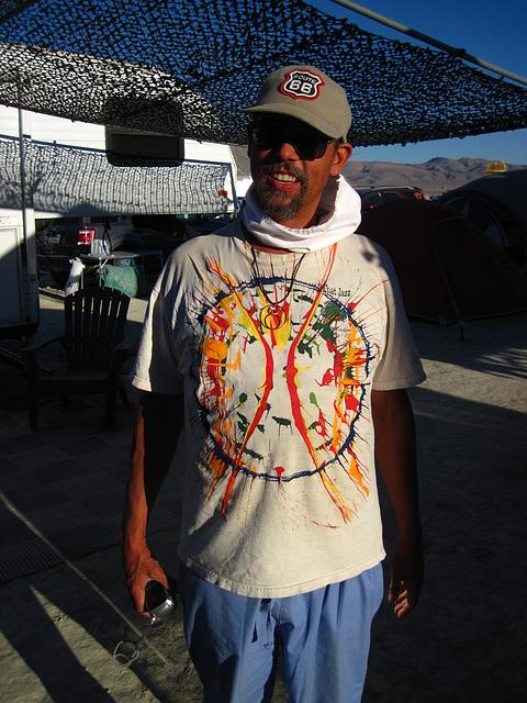 Spin Art T-Shirt (1302)
