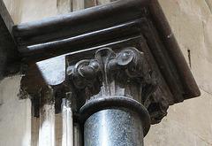 temple church capital c1235