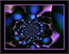 Sphères Bleues