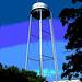 Elisabethtown, Kentucky. USA - 25 juin 2010 - Postérisation