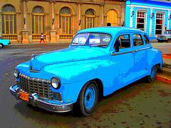 Matanzas, CUBA. 5 février 2010 - Postérisation
