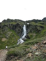 Aufstieg zur Oberetteshütte  - (PIP)