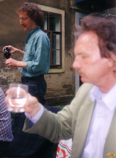 1999-06 2 Eo, Hofparty