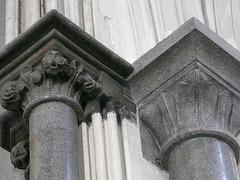 temple church capitals