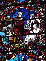 temple church glass
