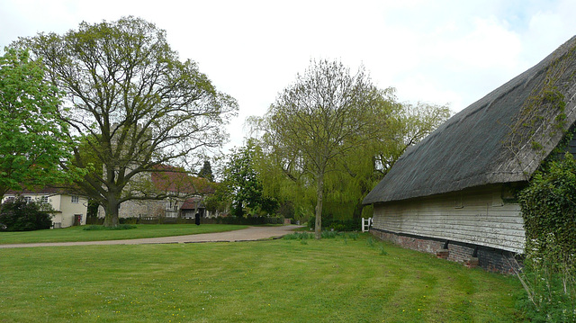 view of matching, church end green
