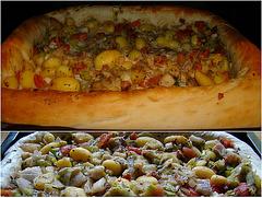 Vis uit de oven: Zeebroodschotel