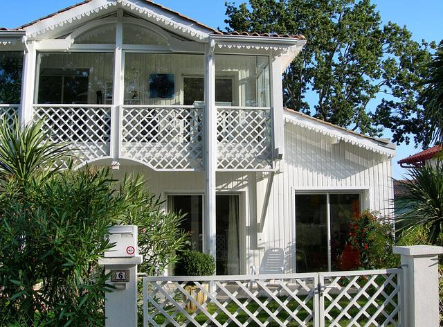 Maison pimpante à Andernos