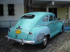 Plymouth / Varadero, CUBA - 6 février 2010
