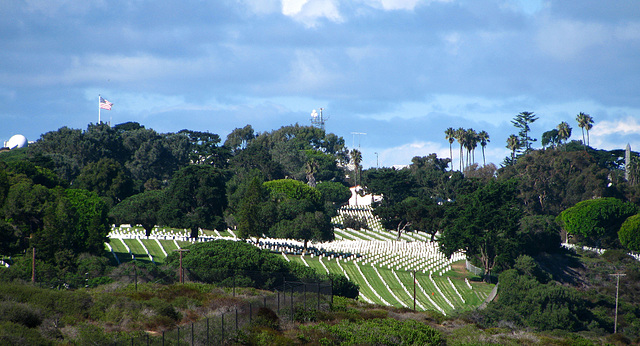 Military Cemetery on Point Loma (2152)