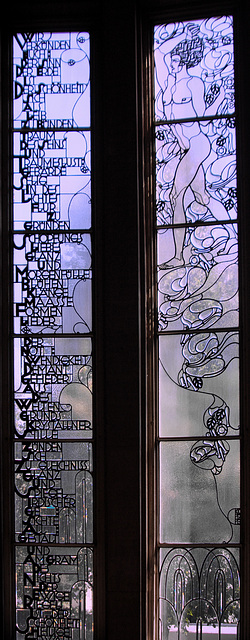 Window by Carl Otto Czeschka