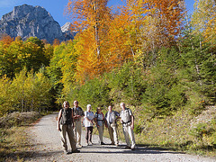 Wanderwoche in Grainau