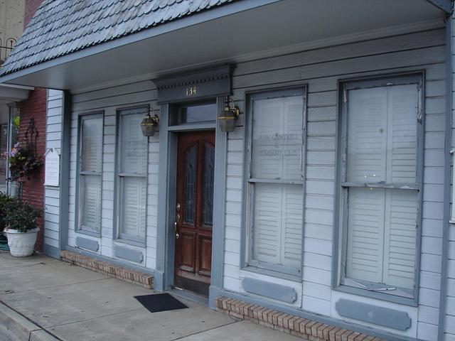 Porte numéro 134 /  Door 134  / Hamilton, Alabama. USA - 10 juillet 2010