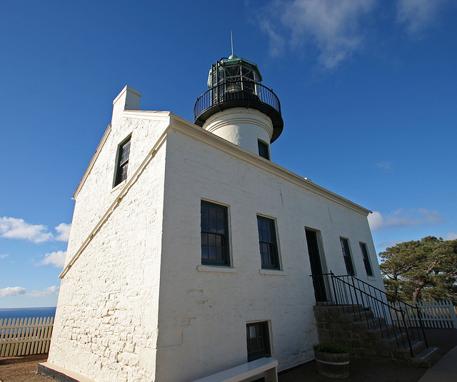 Old Point Loma Lighthouse (8049)