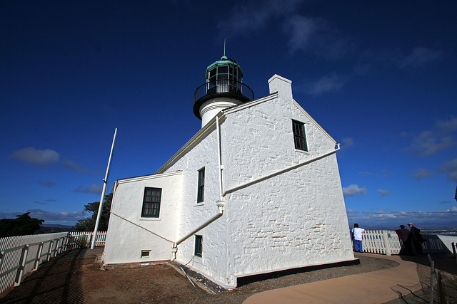 Old Point Loma Lighthouse (8051)