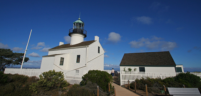Old Point Loma Lighthouse (8056)